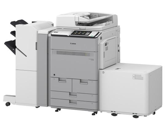imagePRESS C165/C170, Finisher AC1, Buffer Pass Unit Q1, POD Deck Lite C1